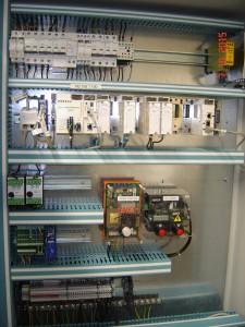 Armoire Électrique ECM2