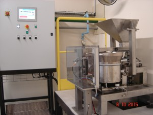 Machine de pesage ECM2